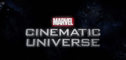 Marvel Cinematic Universe logo