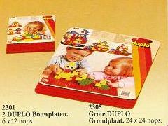 2301-Building Plates 6 x 12