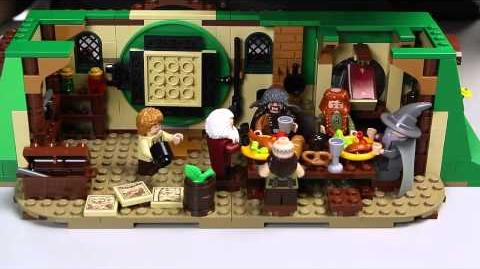 LEGO® The Hobbit™ 79003 An Unexpected Gathering-0