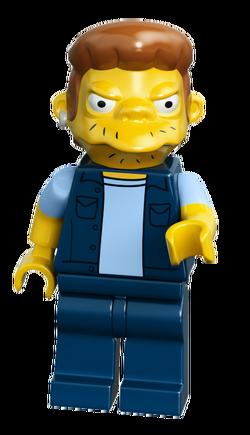 LEGOSnakeJailbird