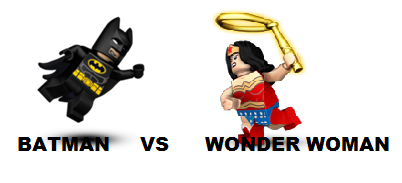 File:Batman VS Wonder Woman.png