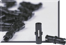 970006-Black Friction Connector Peg