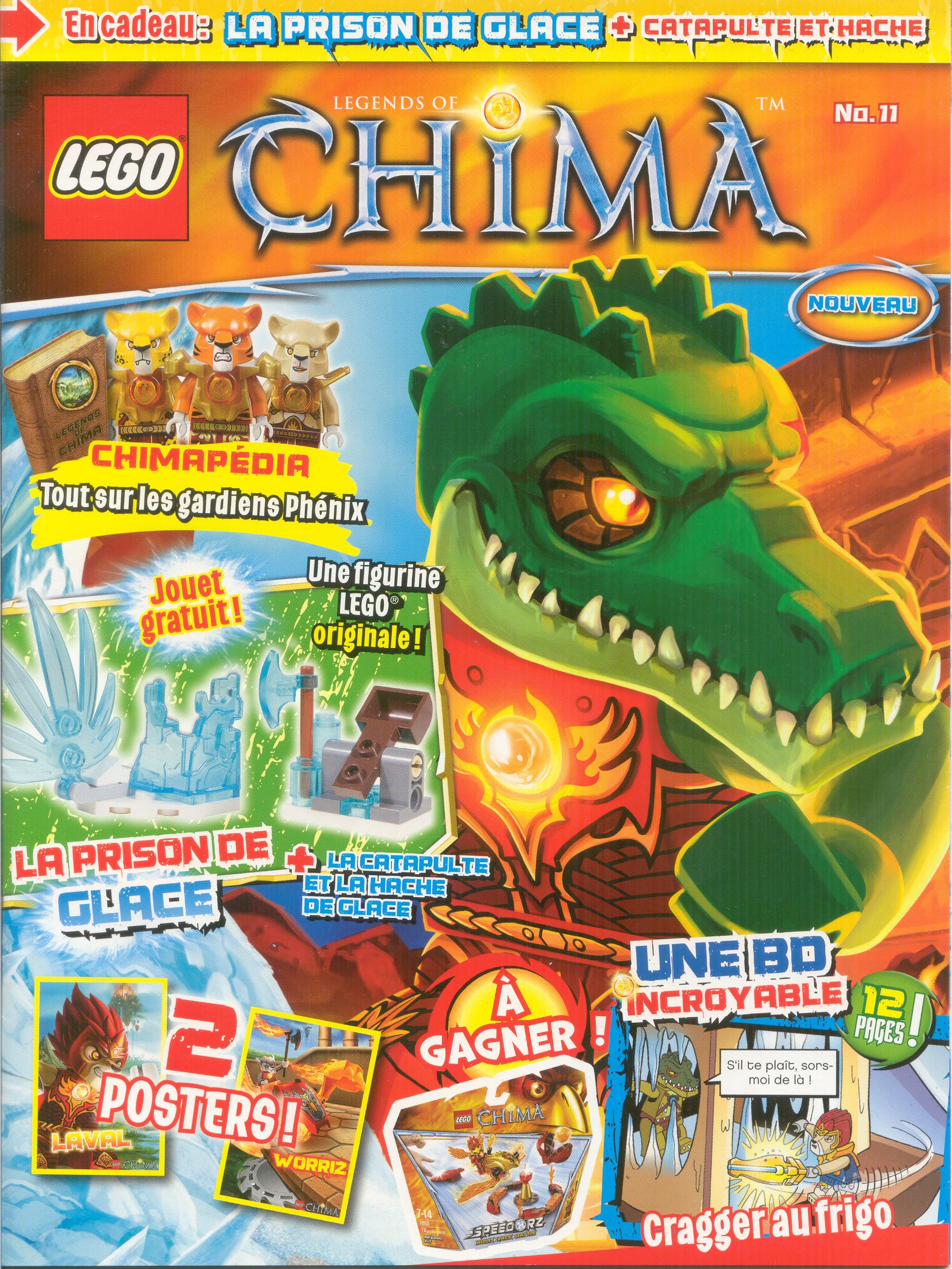 Lego chima 11 wiki lego fandom powered by wikia - Image de lego chima ...
