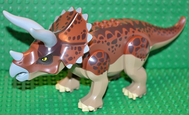 Triceratops Brickipedia Fandom Powered By Wikia