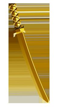 File:Golden Katana.png