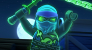 Wraith (Close-up)Ninjago