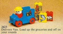 2623 Delivery Van