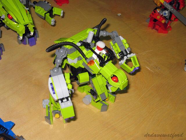 File:AFOLCON 2012 Ninjago Fangpyre Mech Prototype (WM).jpg