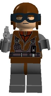 Enemy Pilot