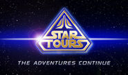 Star Tours Logo