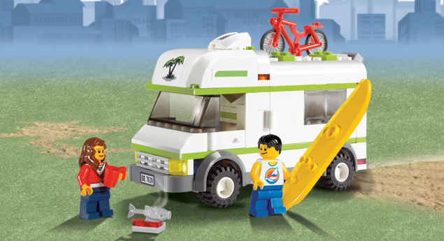 7639 le camping car wiki lego fandom powered by wikia. Black Bedroom Furniture Sets. Home Design Ideas