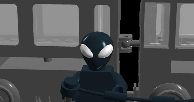 File:Black Spider-man.png