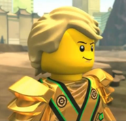 Golden Ninja Lloyd