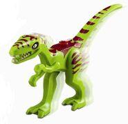 Jurassic World Coelophysis