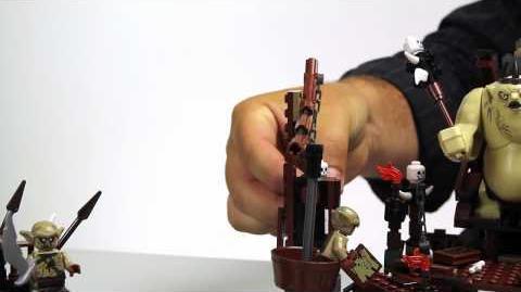 LEGO® The Hobbit™ 79010 The Goblin King Battle