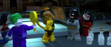 LEGO Batman 3 Beyond Gotham The plan