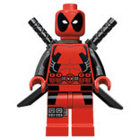 Deadpool Minifigure