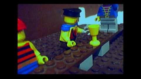 Lego Pirate Misadventure 3 (Part 2)