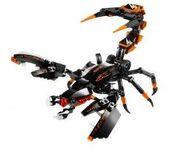 Scorpion-atlantis