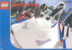 3585 Snowboard Super Pipe
