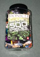8713 Ultimate BIONICLE Accessory Kit