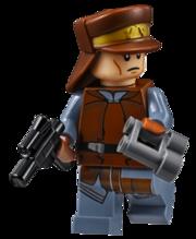 Lego Naboo Security Guard