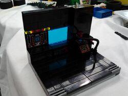 Sci-fi Lab (custom)