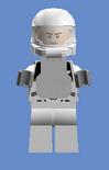 White Explorer Rookie