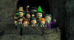 Hogwartsstaff