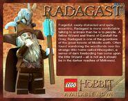 Radagast description