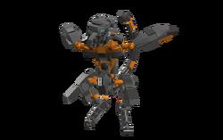 Metal gear RAY 1