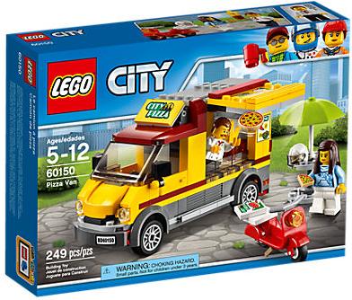 File:LEGO City Pizza Van.png