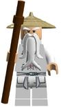 Sensei Wu (Unfolded)