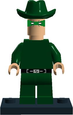 Green Cowboy (RL)