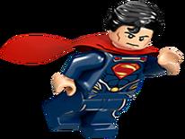 Lego Superman (Man of Steel)