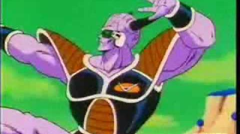 Ginyu destroys all of reality while I play unfitting music