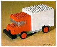 23-Delivery Truck Set
