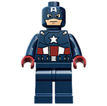 Captain America Minifigure