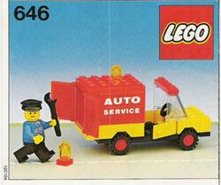 646 Auto Service Truck