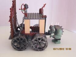 2012 LEGO Assault Wagon MOC 001