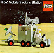 452 Mobile Tracking Station