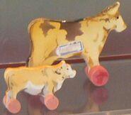Wood cow3