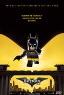 The LEGO Batman Movie Teaser Poster 3