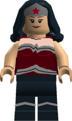 Wonder Woman (New 52 in game)