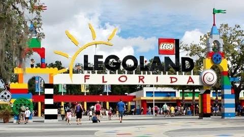 LEGOLAND WALKTHROUGH
