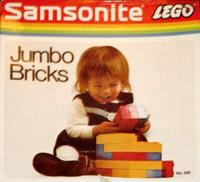 300-Jumbo Bricks