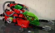 Brickmaster Atlantis U-Boot mit Tauchroboter