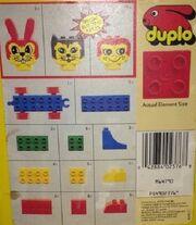 Duplo Preschool 1