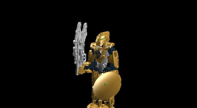 File:The Golden Toa (Toa Inika Fury).png