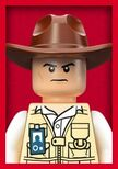 Jurassic World LEGO Vet icon